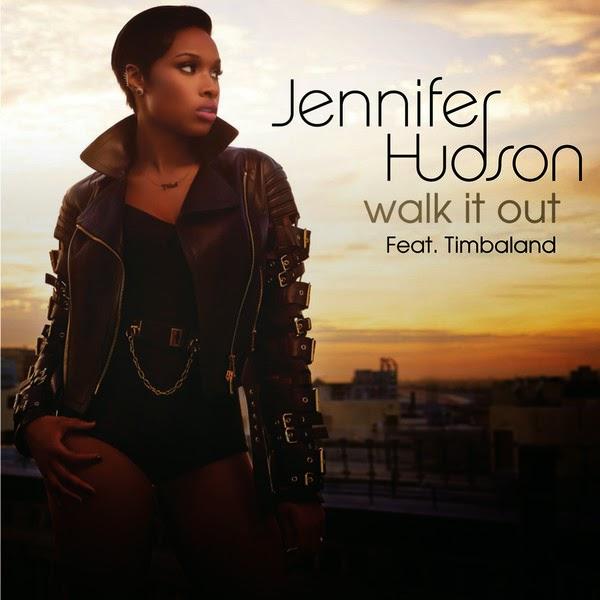 Jennifer Hudson - Walk It Out (feat. Timbaland) - Single  Cover