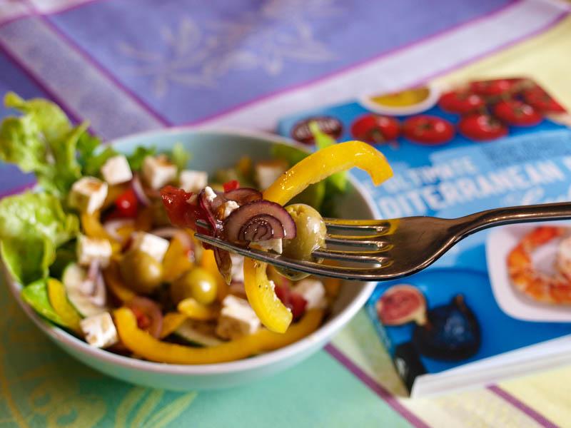 Healthiest Greek Salad pictures