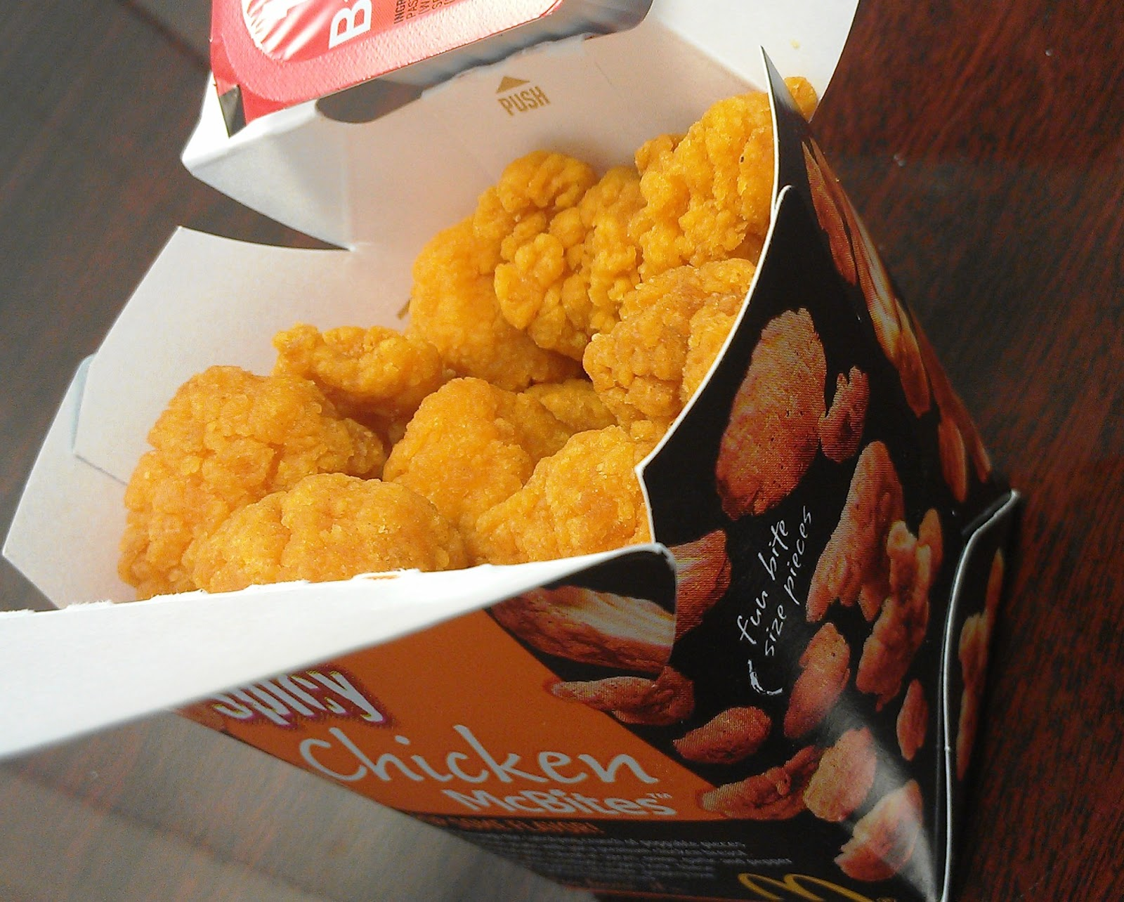 Forays of a Finance Foodie: Hot and Cold: Taste Testing McDonald's ...