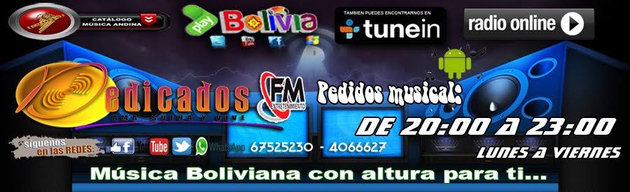 DEDICADOS RADIO ONLINE FM