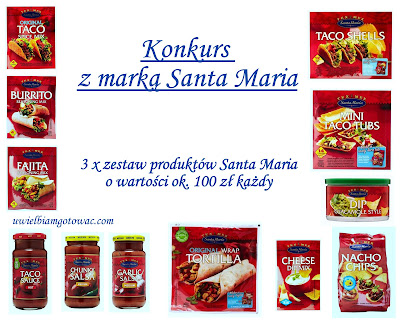 Konkurs z marką Santa Maria