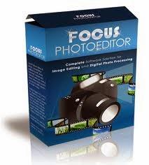 برنامج focus photoeditor للتعديل على الصور