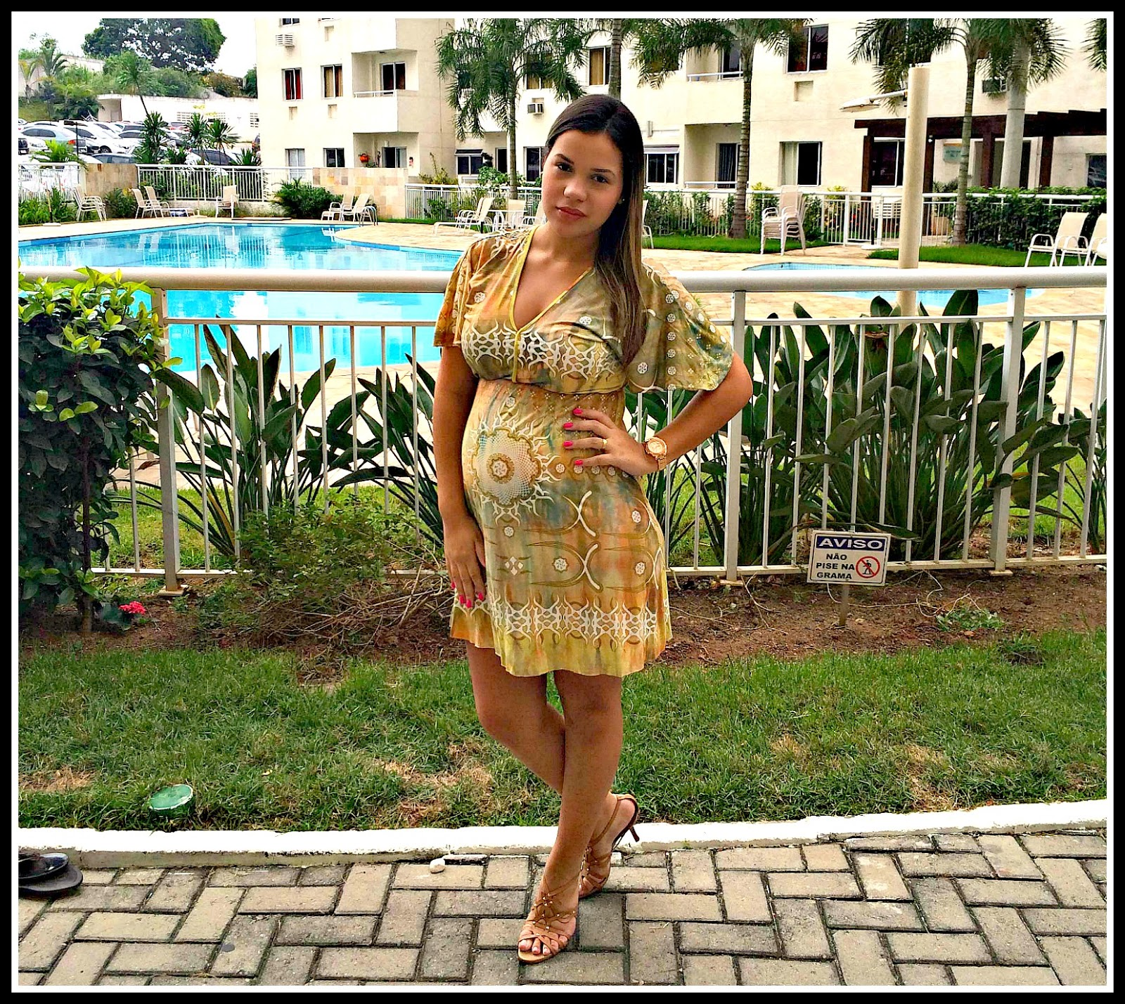 Look do dia: Blog da Kaka Lima
