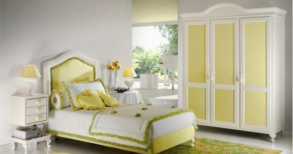 cara desain kamar tidur anak perempuan blog cara dan tips