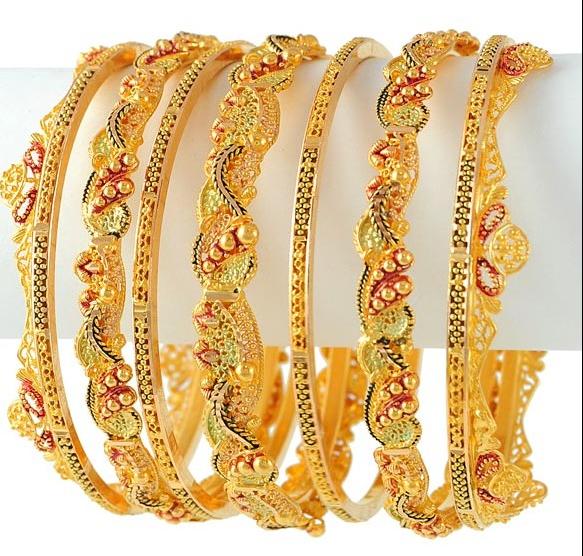 Gold Bangle Designs Latest Design Updates