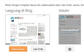 mengganti tulisan posting lama dan posting baru menjadi judul postingan