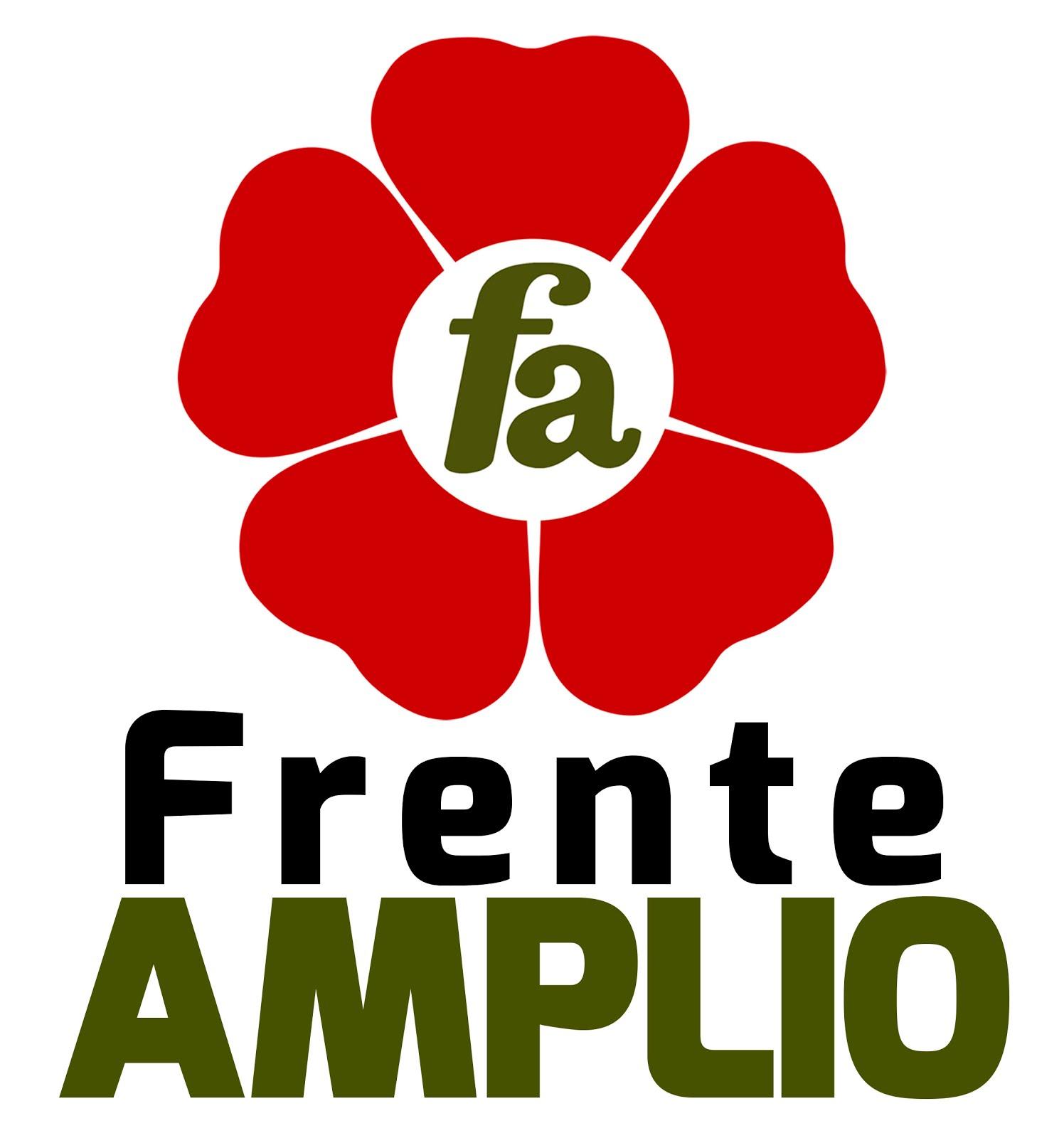 Resultado de imagen para FRENTE AMPLIO