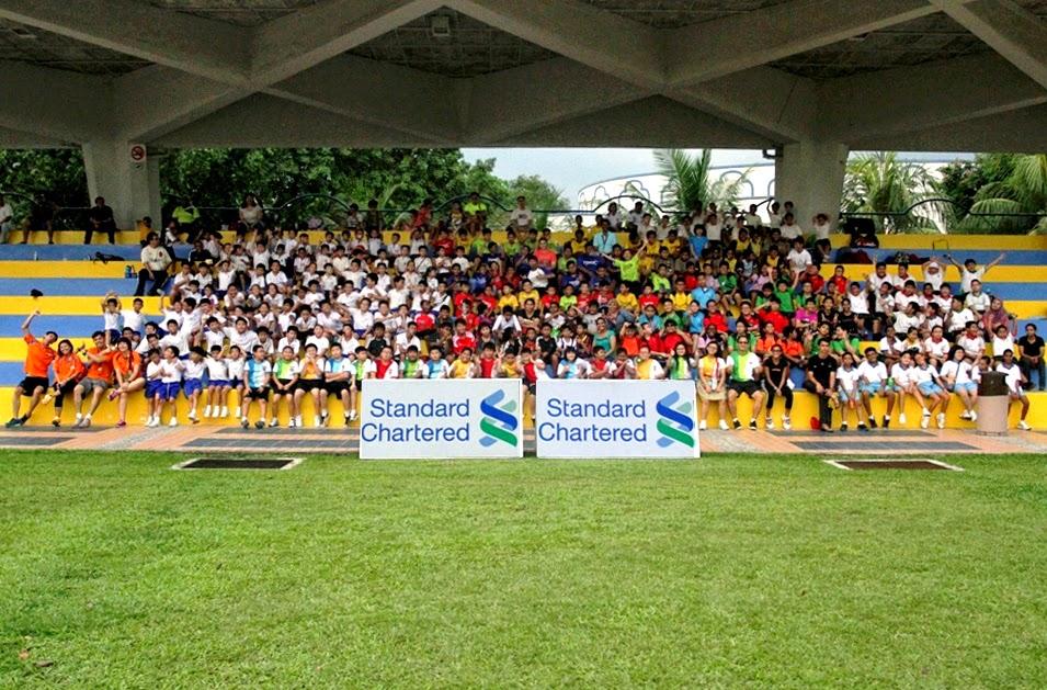SCB U13 TAG Rugby Carnival 2014