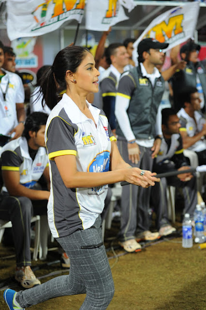 Genilia At Ccl Match 8