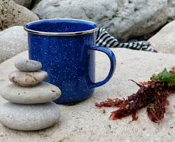 Join me for a cup of tea and escape to the sea!