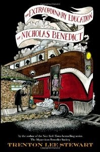 The Extraordinary Education of Nicholas Benedict / Giveaway