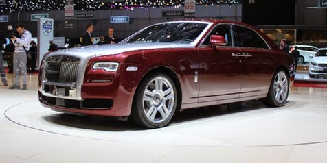 Rolls-Royce Ghost Series II Soon Run In Indonesia