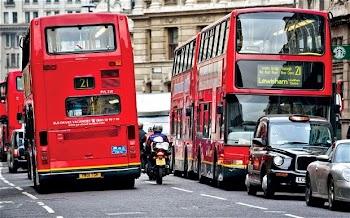 Θέλετε να αδυνατίσετε; Πάρτε το λεωφορείο!