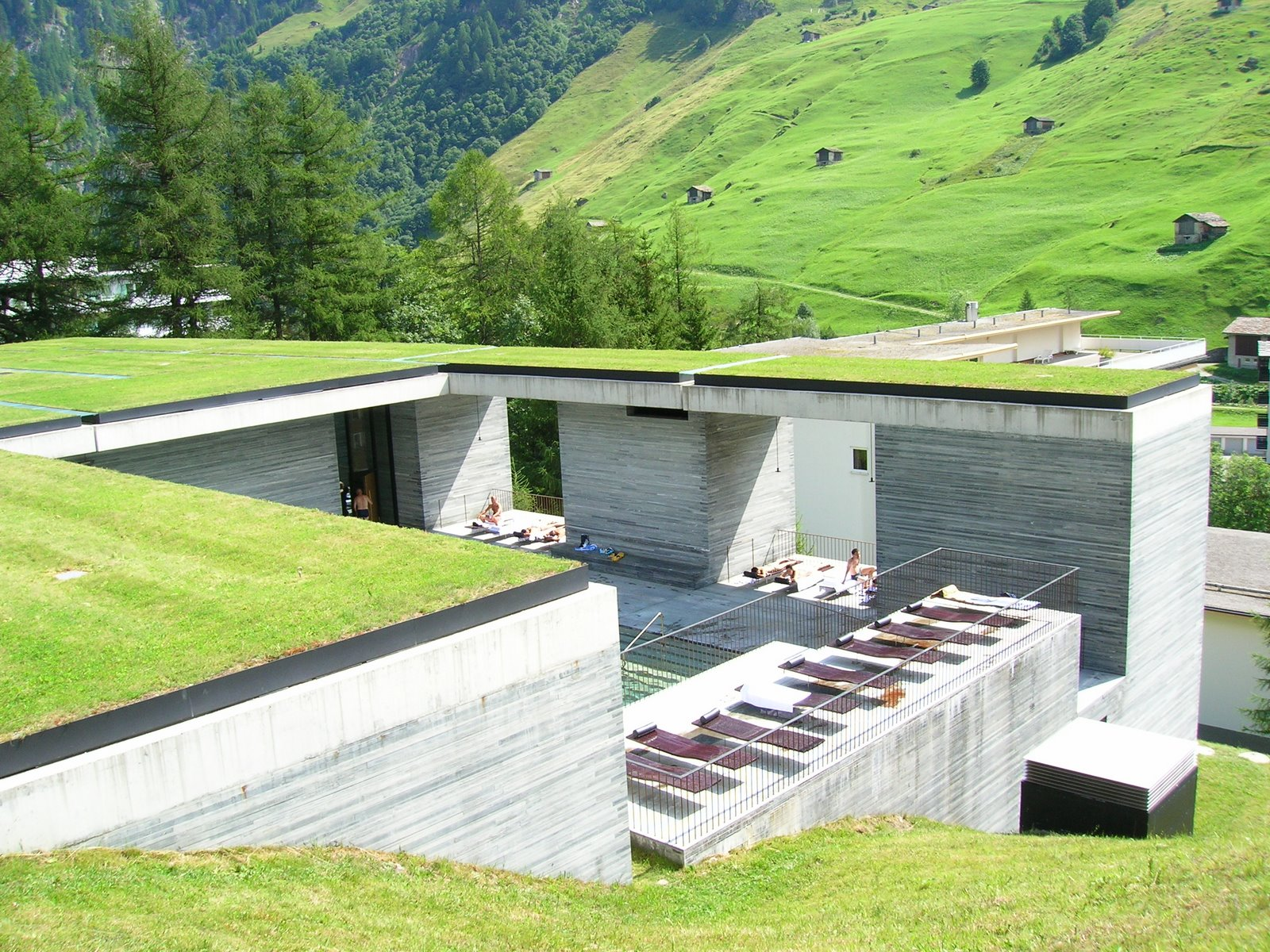 void matters architecture references therme vals by peter zumthor. Black Bedroom Furniture Sets. Home Design Ideas