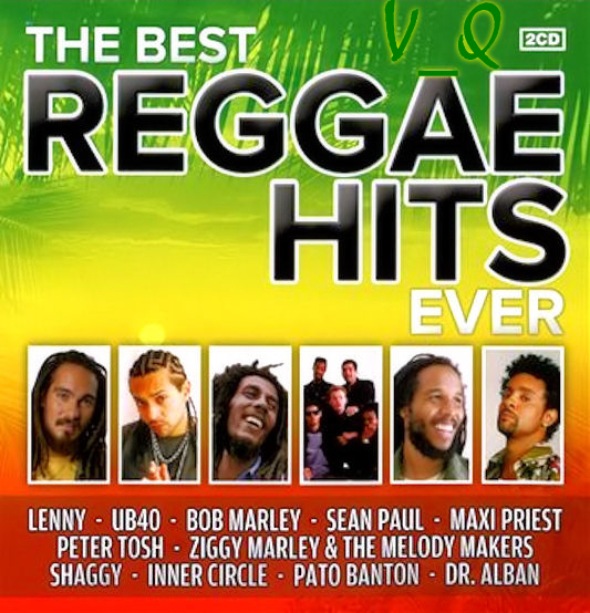 [FS]The Best Reggae Hits Ever 2011 (2CD)[MP3]