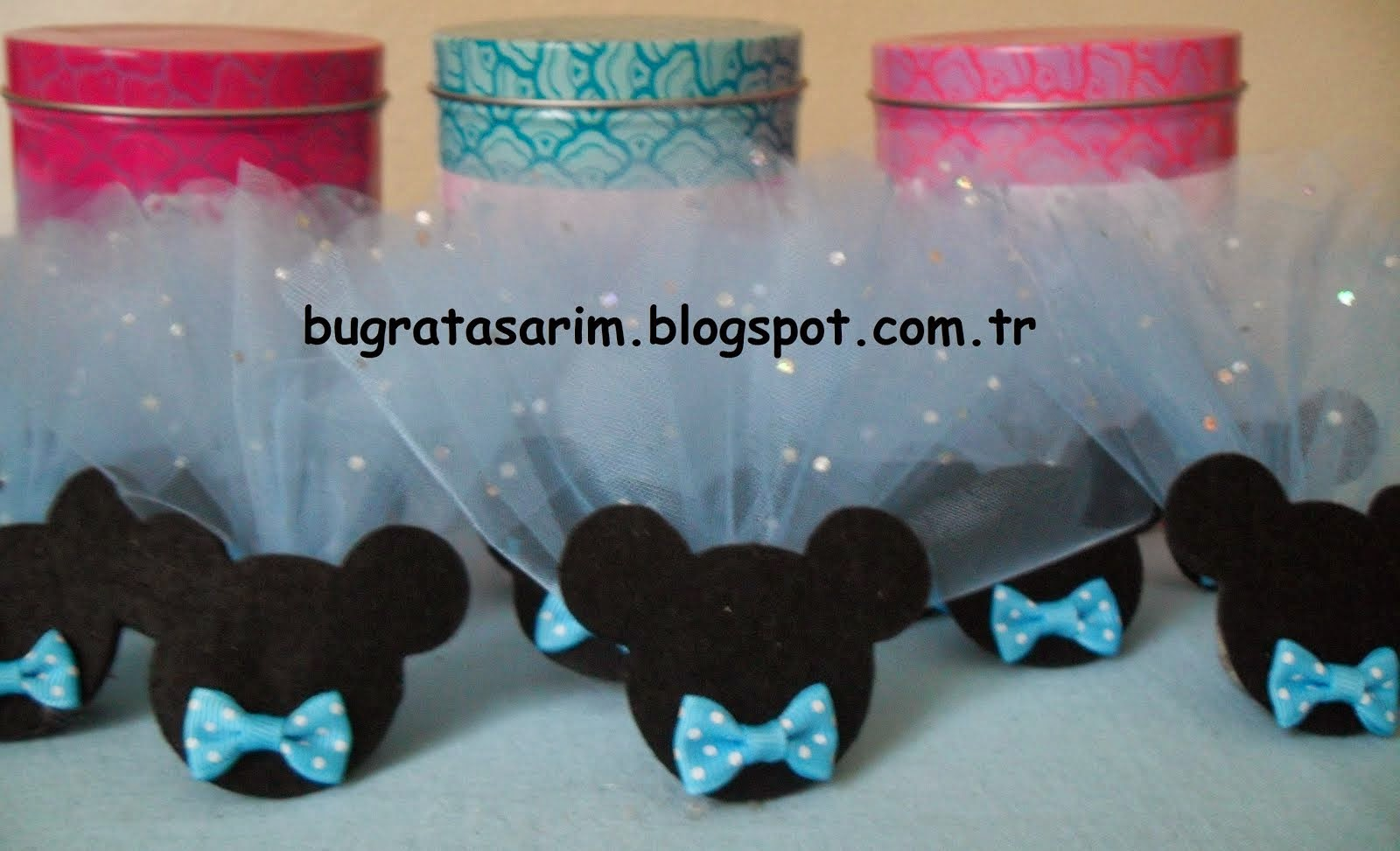 MİCKEY MOUSE TEMA