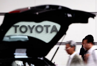 Toyota Recall For Steering Problems