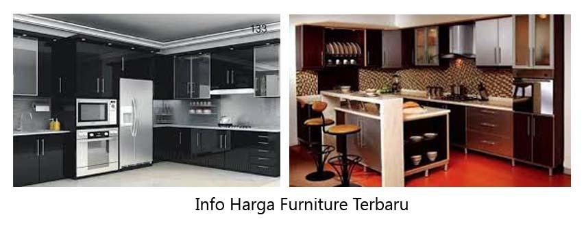 Tips dan trik membeli harga kitchen set murah bukan for Harga kitchen set minimalis olympic