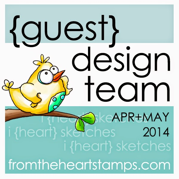 I'm a Guest Designer!