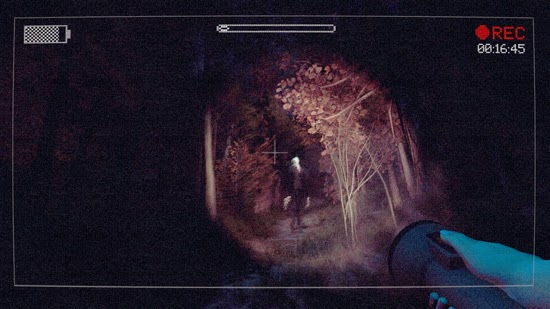 Slender The Arrival Is A Cooperative Project Between