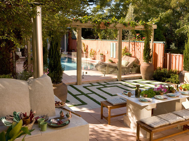 Outdoor Spaces & Rooms