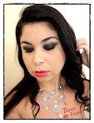 Maquiagem inspiração Rosângela novela Salve jorge!