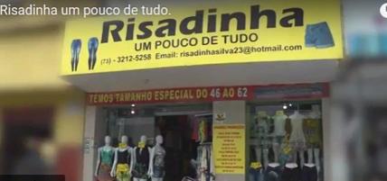 RISADINHA UM POUCO DE TUDO - CONFECÇÕES COM PREÇOS IMBATÍVEIS E COM QUALIDADE
