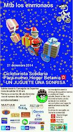 21/12 Cicloturista en La Linea