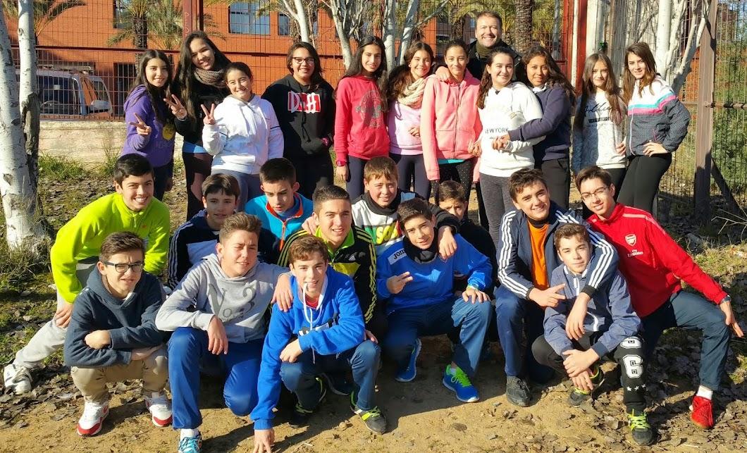 Blog de Educación Física del IES Bárbara de Braganza (Badajoz)