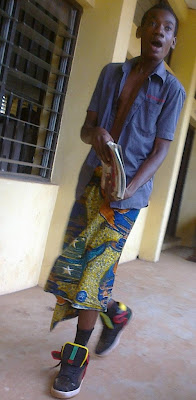 unizik student ties wrapper