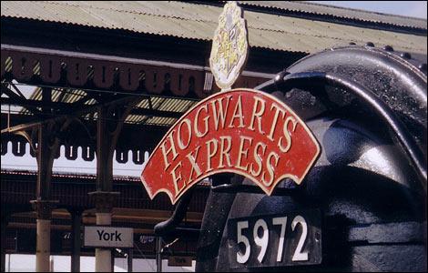 Expreso a Hogwarts