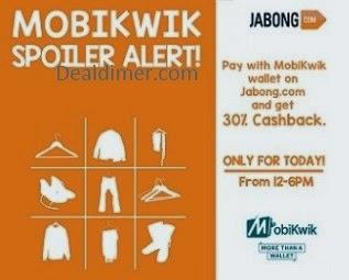 Jabong-30-cashback-no-minimum-purchase-Mobikwik