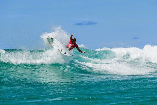 61 Quiksilver Pro Gold Coast 2015 John John Florence Foto WSL Kelly Cestari
