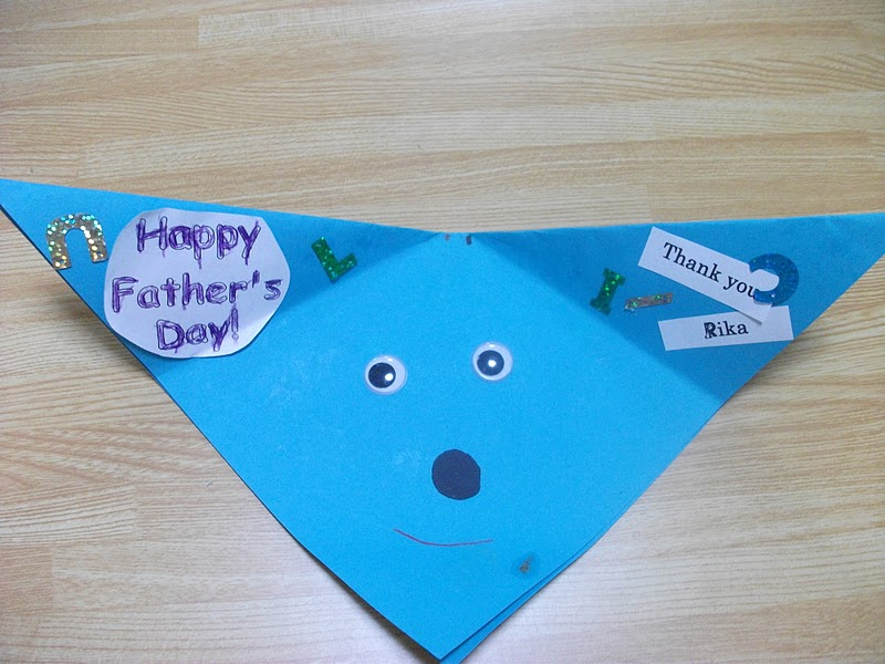 Father Day Craft Ideas For Kids Part - 15: Preschool Education For Kids