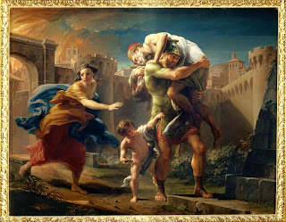 the aeneid fate of aeneas and Learn the important quotes in the aeneid and the chapters they're from,  including why they're  jupiter tells her not to worry aeneas's fate has not  changed.