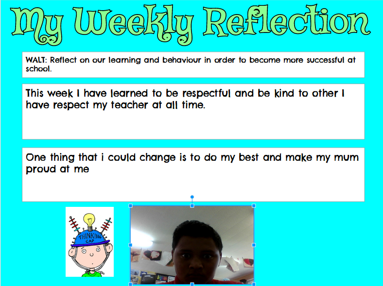 weekly reflection week 4 20 questions you should ask yourself every sunday remember, reflection is the key to progression what did i learn last week - if you have trouble answering this question, it's time for a change.