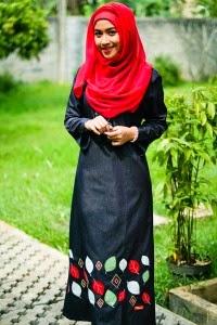 Tips Tampil Trendy tetap Syar'i dengan Fashion Muslimah