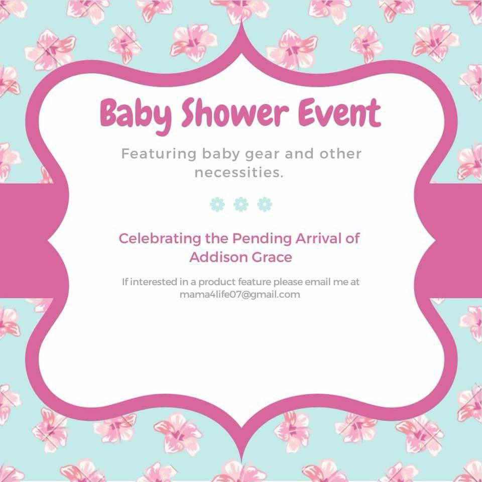 Baby Shower Event for a Friend