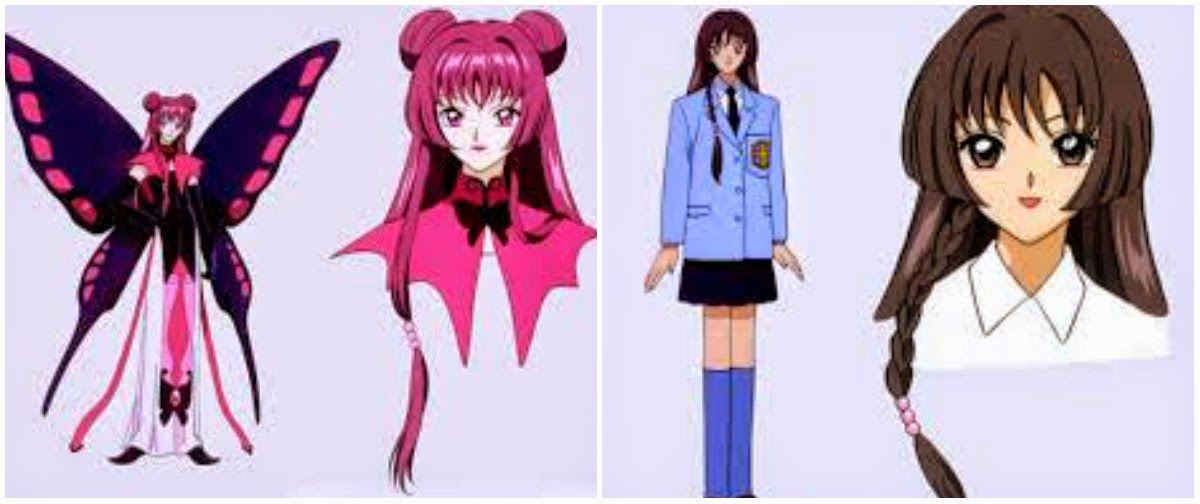 Cardcaptor Sakura: Characters