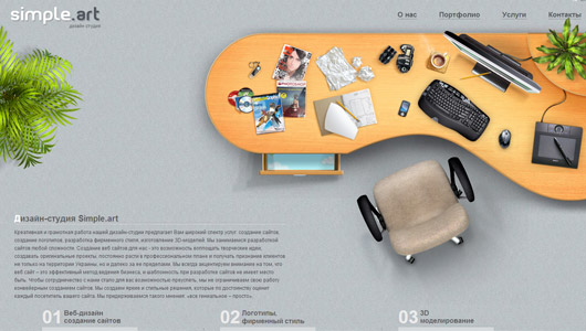 graphic designer portfolio websites