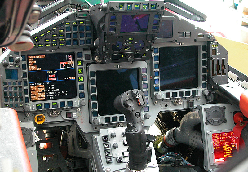 Hi Tech Automotive Eurofighter Typhoon Cockpit