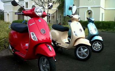Motor matic injeksi irit harga murah di indonesia dengan di london beda