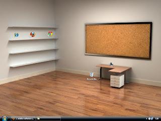 Wallpaper 3D Sweet Room