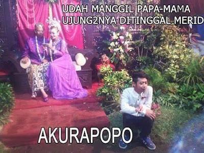 Di tinggal nikah - Aku Rapopo