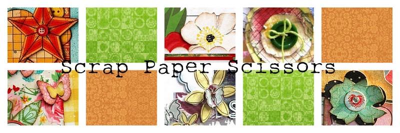 Scrap, Paper, Scissors