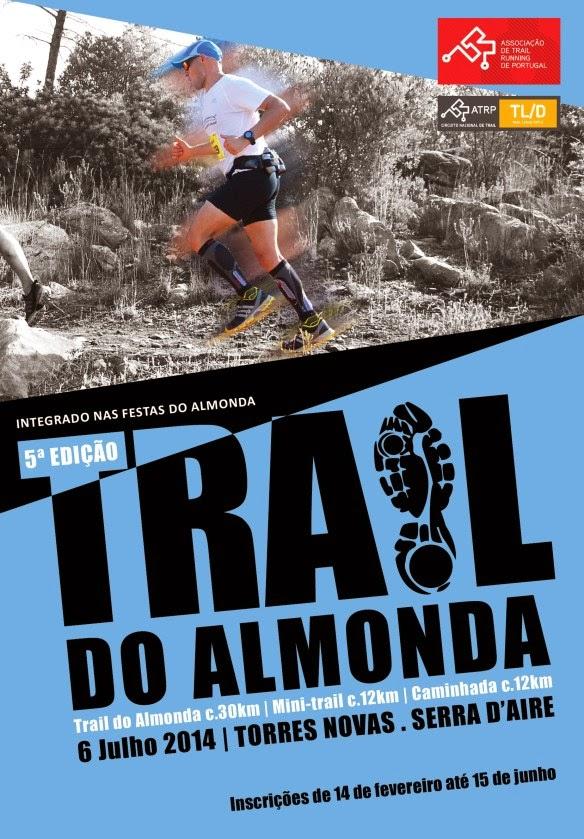 Trail do Almonda,6 de Julho de 2014