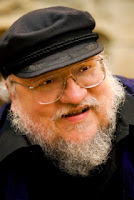 George R R Martin headshot