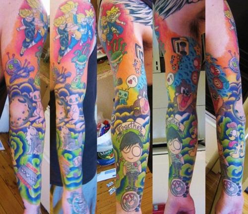 Top 100 Tattoos