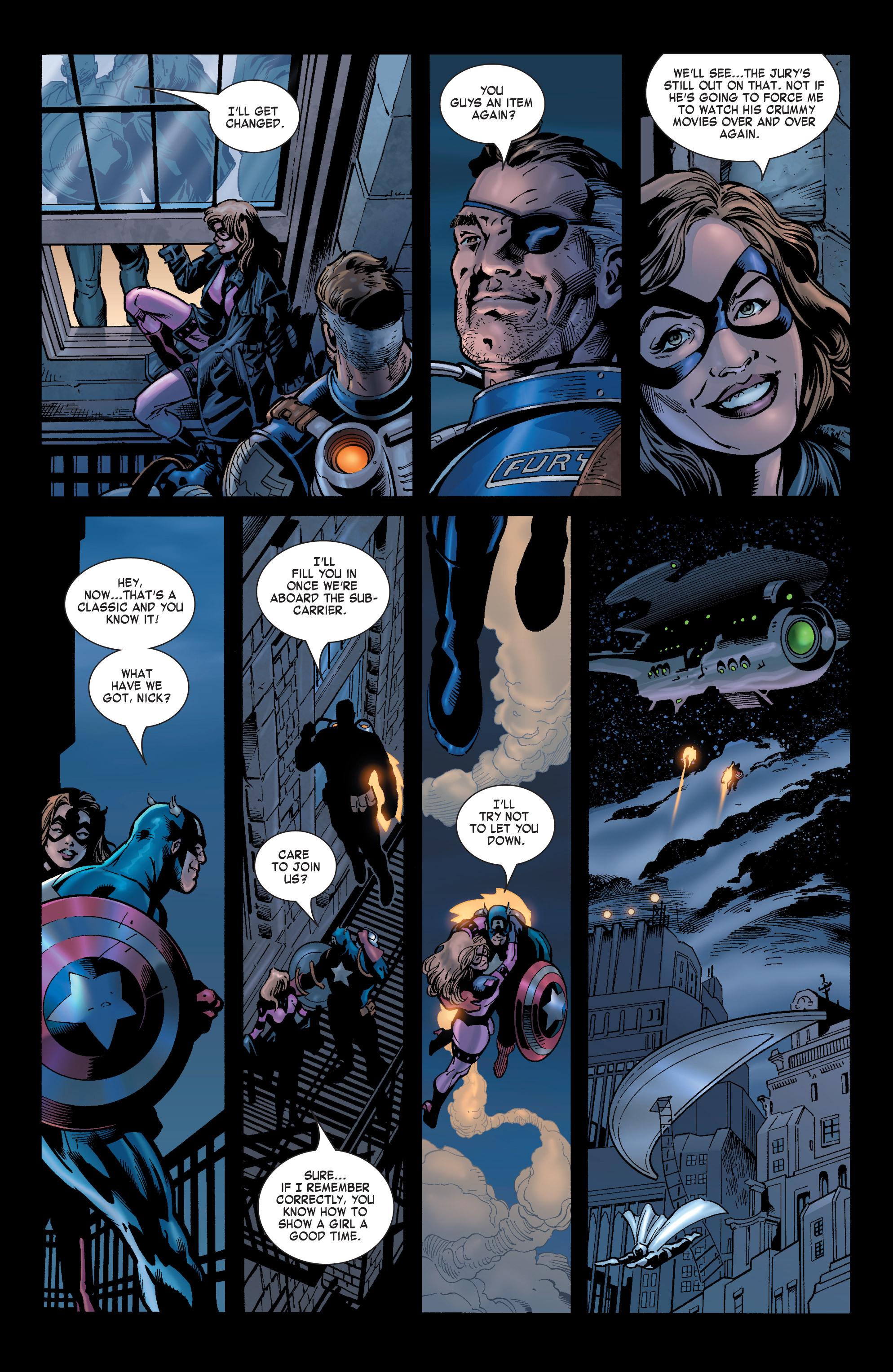 Captain America (2002) Issue #29 #30 - English 10