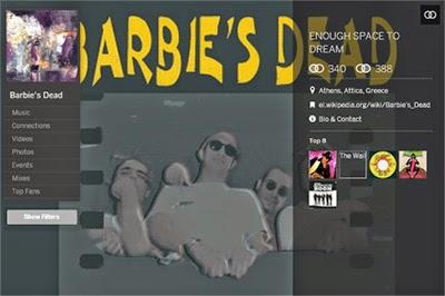 barbie's dead